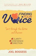 Finding Your Voice eBook