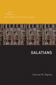 Galatians (The Hippo Commentary Series)
