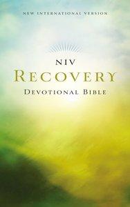 NIV Recovery Devotional Bible