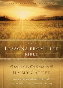 NIV Lessons From Life Bible