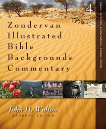 Jeremiah and Lamentations (Zondervan Illustrated Bible Backgrounds Commentary Series)