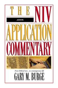 John (Niv Application Commentary Series)