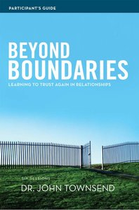 Beyond Boundaries Participants Guide