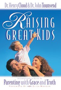 Raising Great Kids (Workbook)