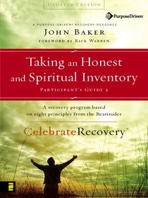 Taking An Honest & Spiritual Inventory (Participants Guide)