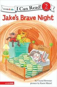 Jakes Brave Night (I Can Read!2/jake Series)
