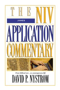 James (Niv Application Commentary Series)