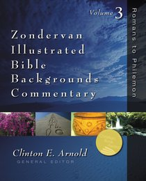 Romans-Philemon (Zondervan Illustrated Bible Backgrounds Commentary Series)