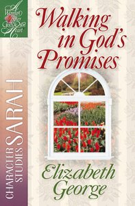 Walking in Gods Promises (Woman After Gods Own Heart Study Series)