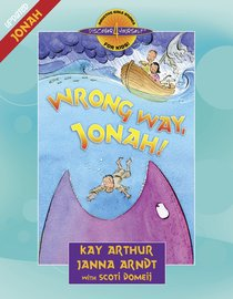 Wrong Way, Jonah! (Discover For Yourself Bible Studies Series)