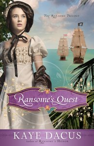 Ransome Quest (#03 in The Ransome Trilogy Series)