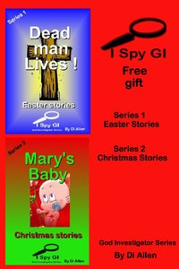I Spy Gi Free Gift (I Spy God Investigator Series)