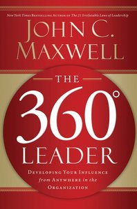 The 360 Degree Leader (Abridged, Mp3)