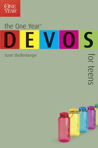 The One Year Devos For Teens (One Year Series)