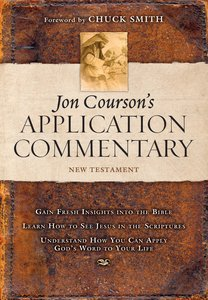 New Testament (Coursons Application Commentary Series)