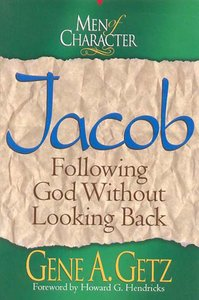 Jacob (Men Of Character Series)