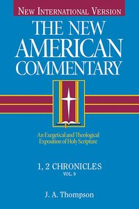 1,2 Chronicles (#09 in New American Commentary Series)