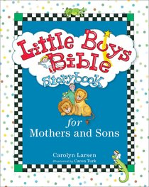 Boys Bible Storybook For Mothers and Sons (Little Boys Series)