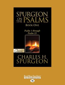 Pgc: Spurgeon on the Psalms (Book 1) (#01 in Spurgeon On The Psalms Series)