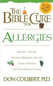 The Bible Cure For Allergies
