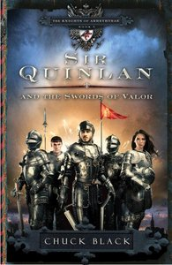 Sir Quinlan and the Swords of Valor (#05 in The Knights Of Arrethtrae Series)