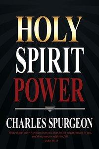 Holy Spirit Power