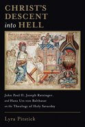 Christs Descent Into Hell Paperback