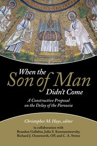 When the Son of Man Didnt Come: A Constructive Proposal on the Delay of the Parousia