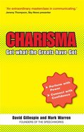 Charisma: Get What the Greats Have Got Paperback