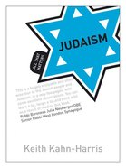 Judaism: All That Matters Paperback