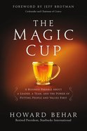 The Magic Cup Paperback