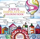 Joyful Inspirations (Adult Coloring Books Series) Paperback