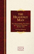 The Heavenly Man Hardback