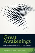 Great Awakenings Paperback