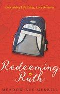 Redeeming Ruth Hardback
