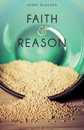 Faith and Reason Paperback