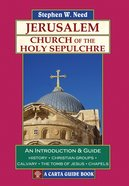 Jerusalem: Church of the Holy Sepulchre Paperback