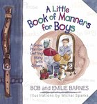 A Little Book of Manners For Boys Hardback