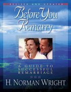 Before You Remarry Paperback