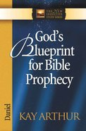 God's Blueprint For Bible Prophecy (Daniel) (New Inductive Study Series)