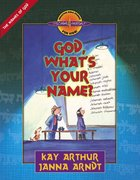 God, What's Your Name? (Discover For Yourself Bible Studies Series)