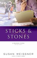 Sticks and Stones (#02 in Rachael Flynn Mystery Series) Paperback