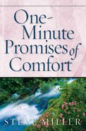 One-Minute Promises of Comfort