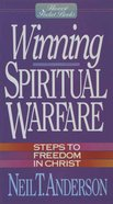 Winning Spiritual Warfare Mass Market