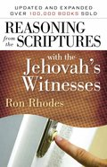 Reasoning From the Scriptures With the Jehovah's Witnesses Paperback