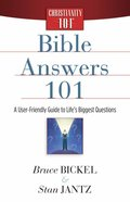 Bible Answers 101 Paperback