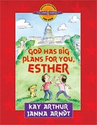God Has Big Plans For You (Esther) (Discover For Yourself Bible Studies Series)