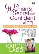 Woman's Secret For Confident Living (Dvd Experience) DVD