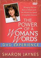 Power of a Woman's Words, the 6 Insightful Sessions (Dvd Experience)