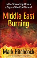 Middle East Burning Paperback